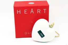 Heart gallery cuore ceramica ENTER