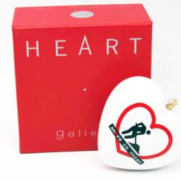 Hearth gallery cuore cramica AMORE IN CORSO