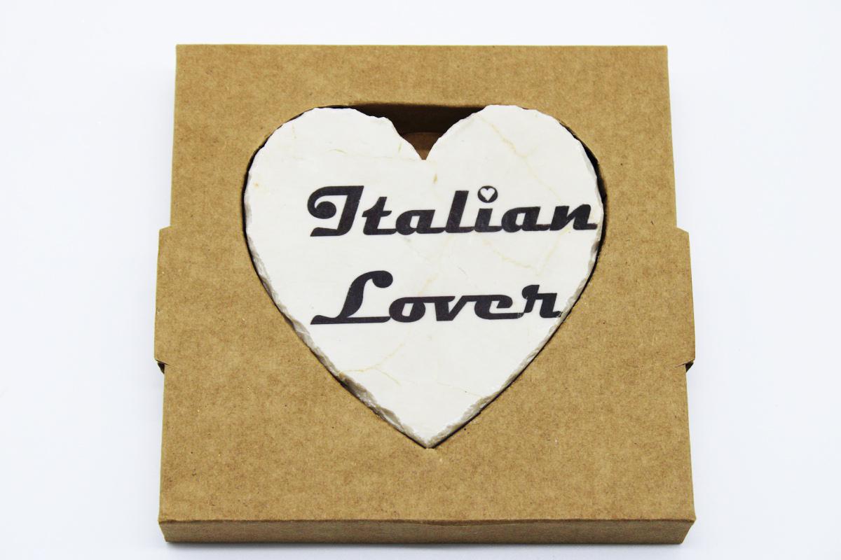 Cuore in pietra Italian Lover