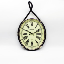 Orologio ovale