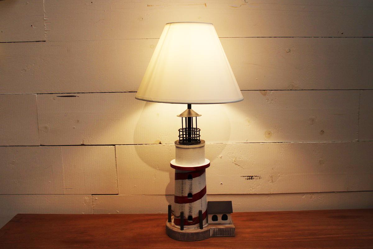 Lampada Faro rosso