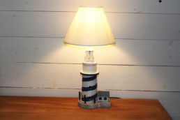 Lampada Faro Blu