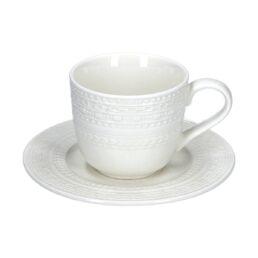 Casale - Servizio Thè 6 pezzi con piattino