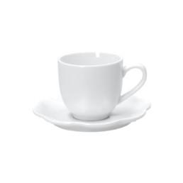 Villadiefiori -Servizio caffè 6 pezzi con piattino
