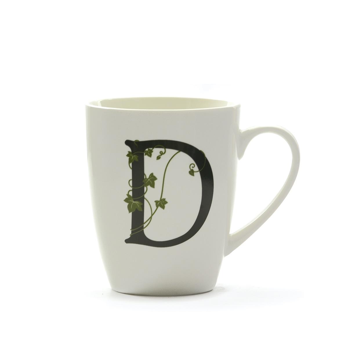 Atupertu Mug lettera D