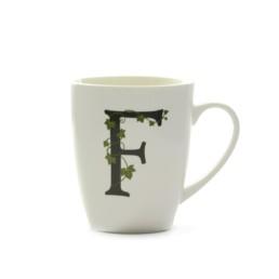 Atupertu Mug lettera F