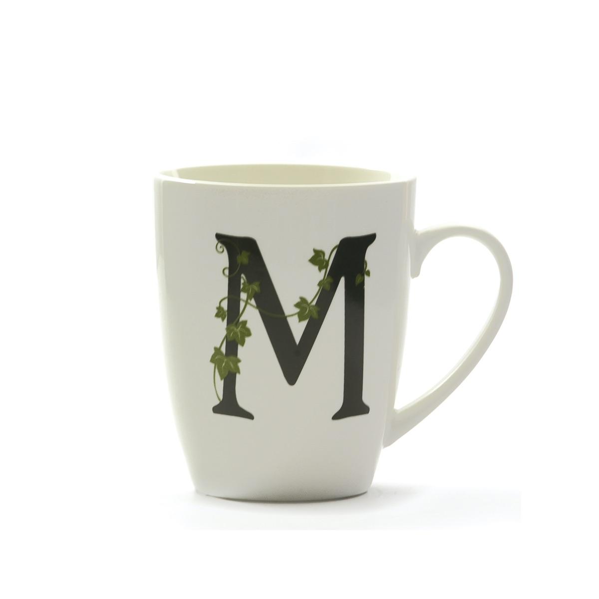 Atupertu Mug lettera M