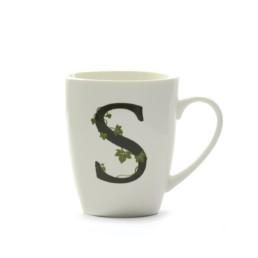Atupertu Mug lettera S