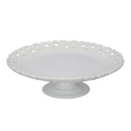 Valentino- Alzata piatto traforato cm 26