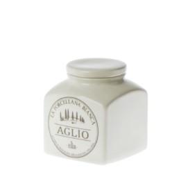 Conserva barattolo aglio
