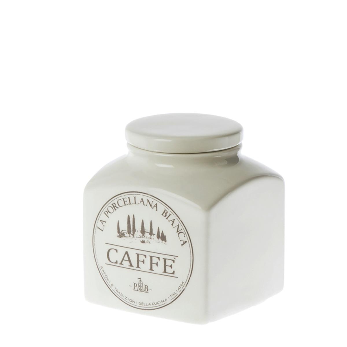 Conserva barattolo caffè