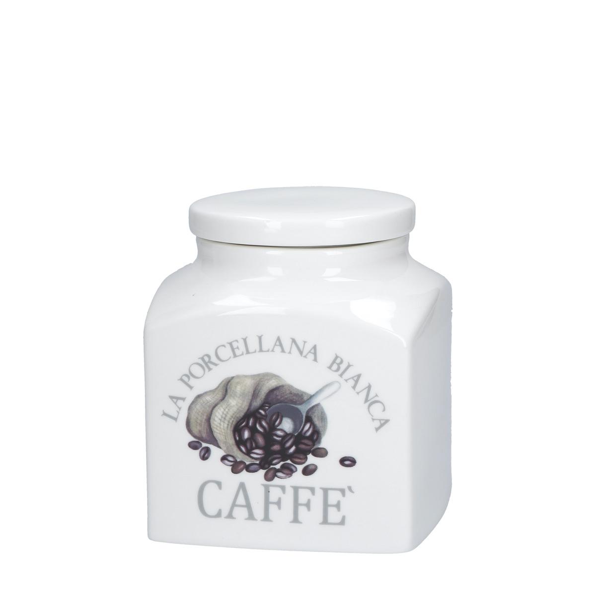 Conserva barattolo déco caffè