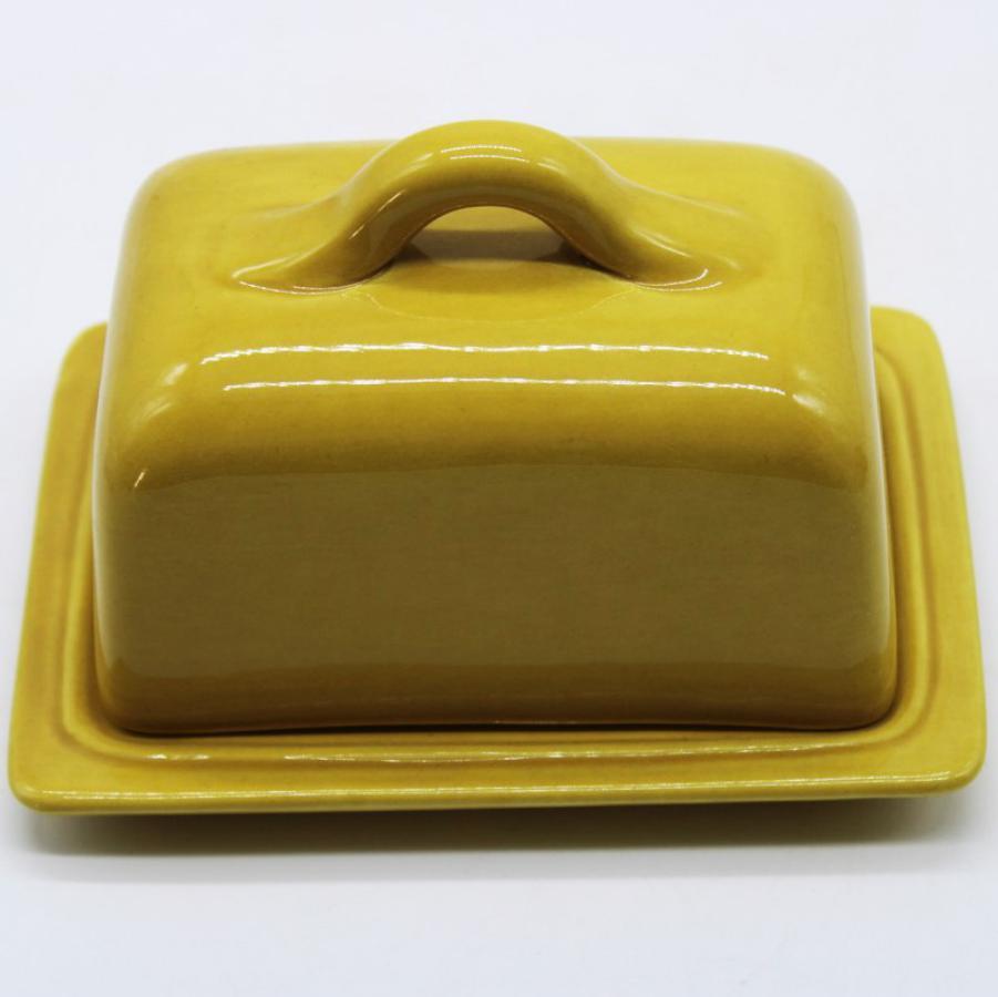 Burriera giallo ocra