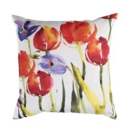 Cuscino tulipani