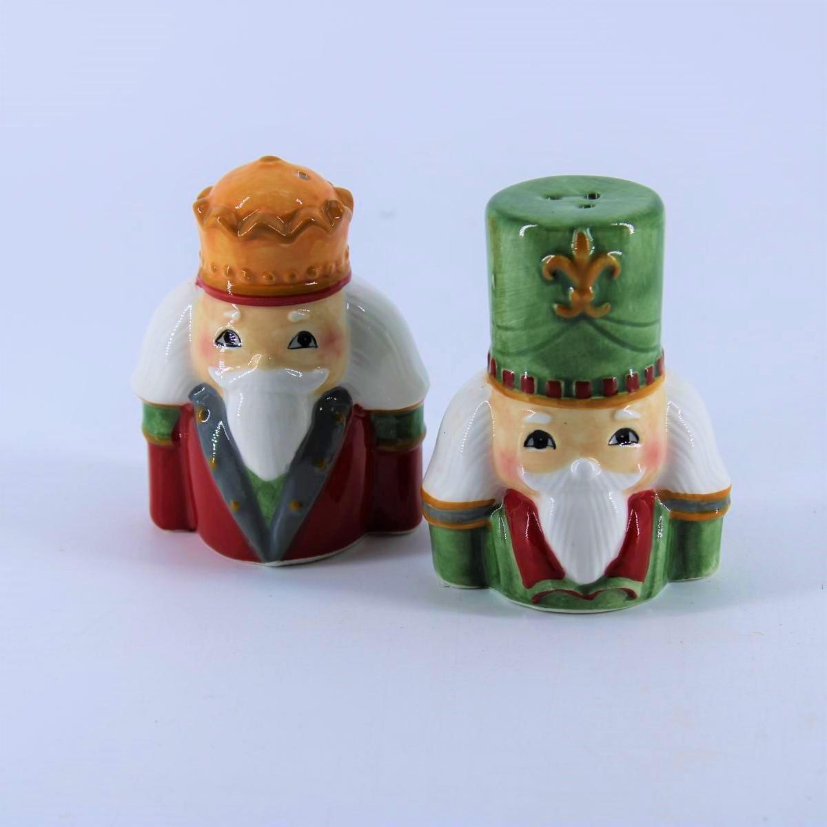 Set sale e pepe Santa