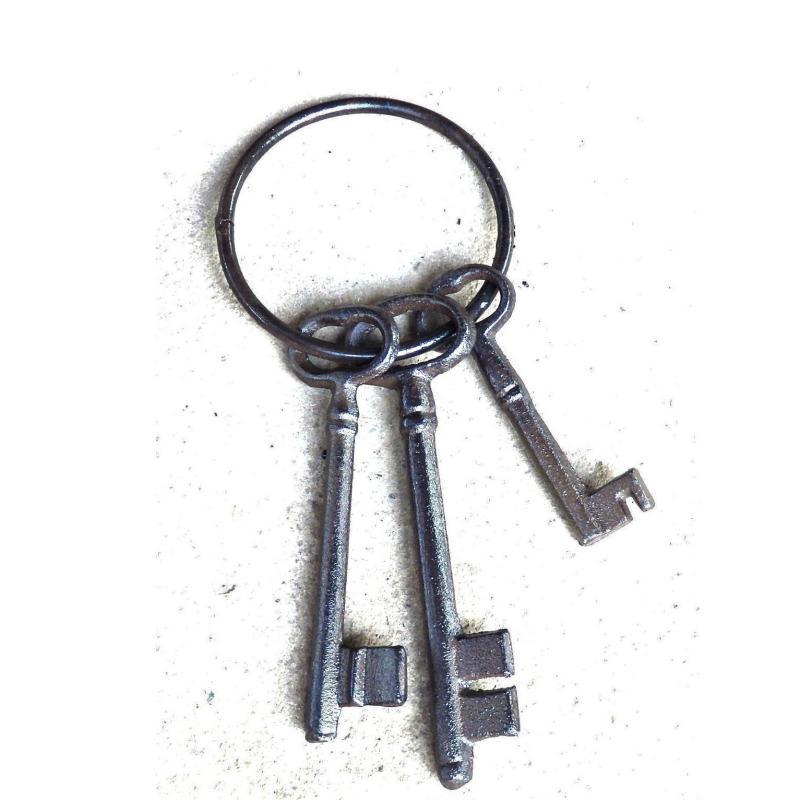 Mazzo chiavi in ferro - 3