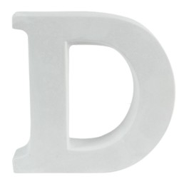Lettera D Virginia Casa