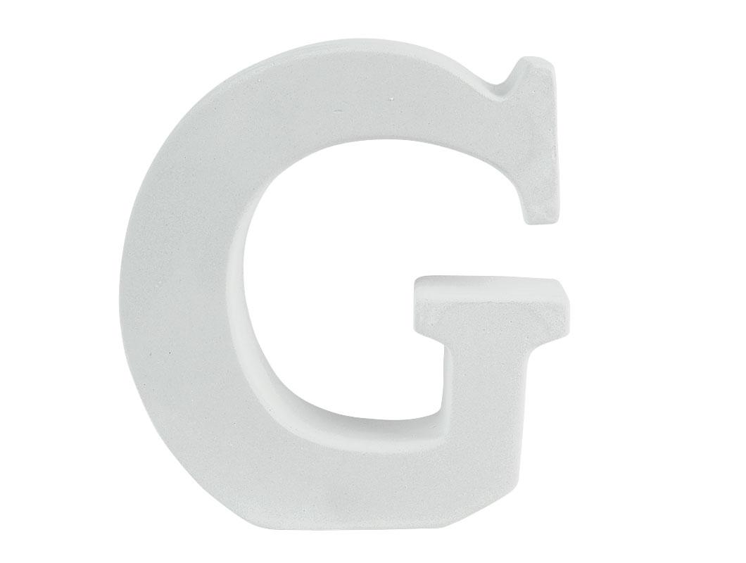 Lettera G Virginia Casa