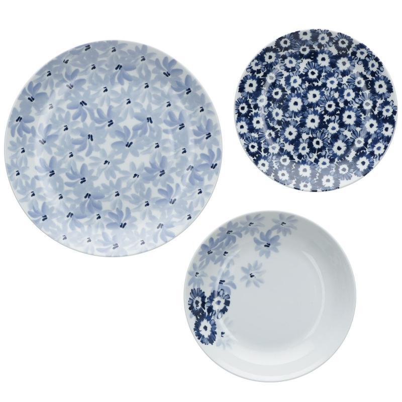 Sanremo Servizio di piatti 18 pezzi