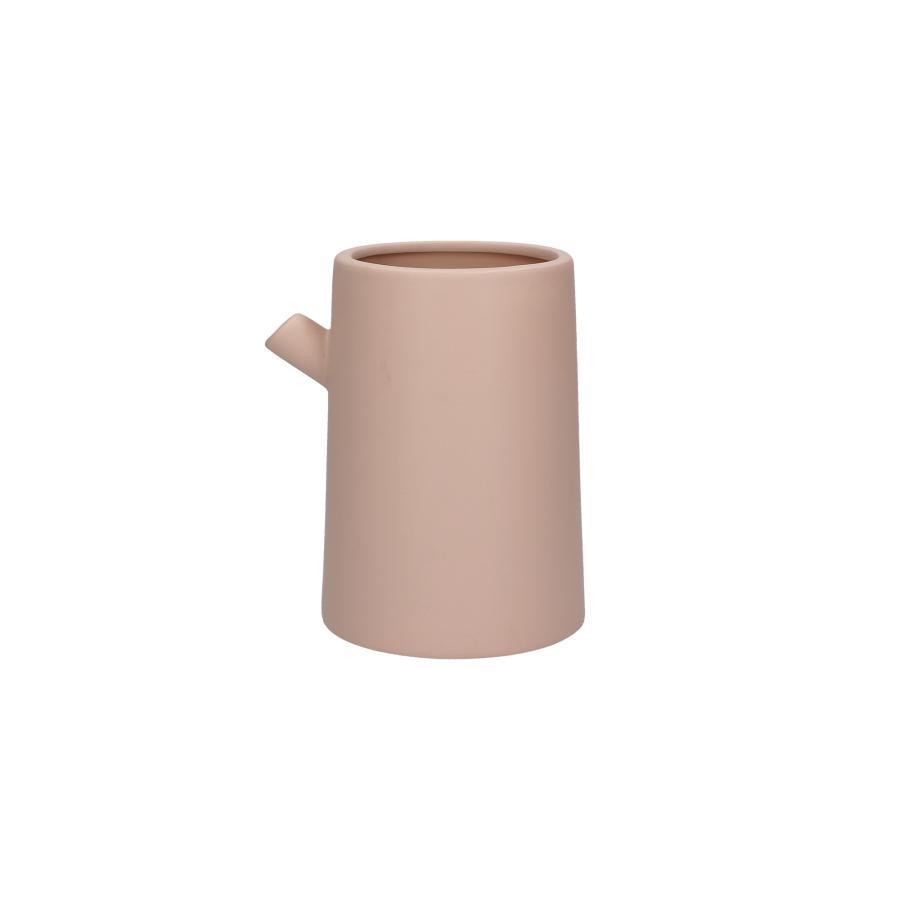 Vaso cipria con beccuccio Bellopastello