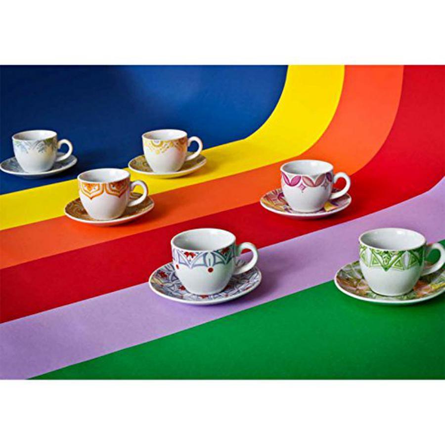 Servizio da caffè 18 pezzi Venezia