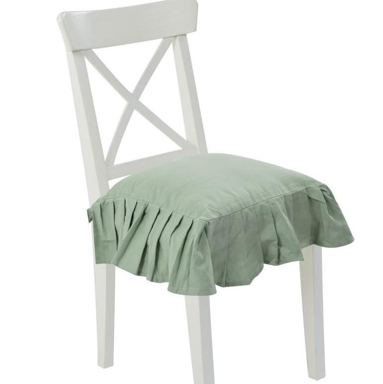 Cuscino per sedia con gala