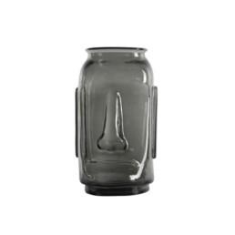 Vaso Moai in vetro small