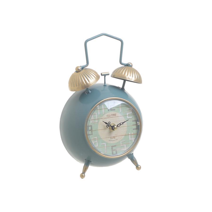 Orologio da tavolo ottanio