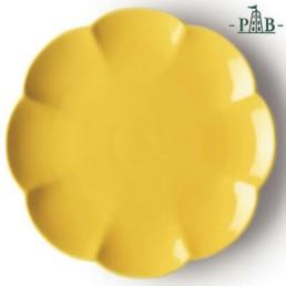 Villadeifiori vassoio rotondo cm 31 giallo