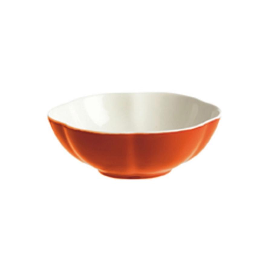 Villadeifiori insalatiera cm 23 arancio