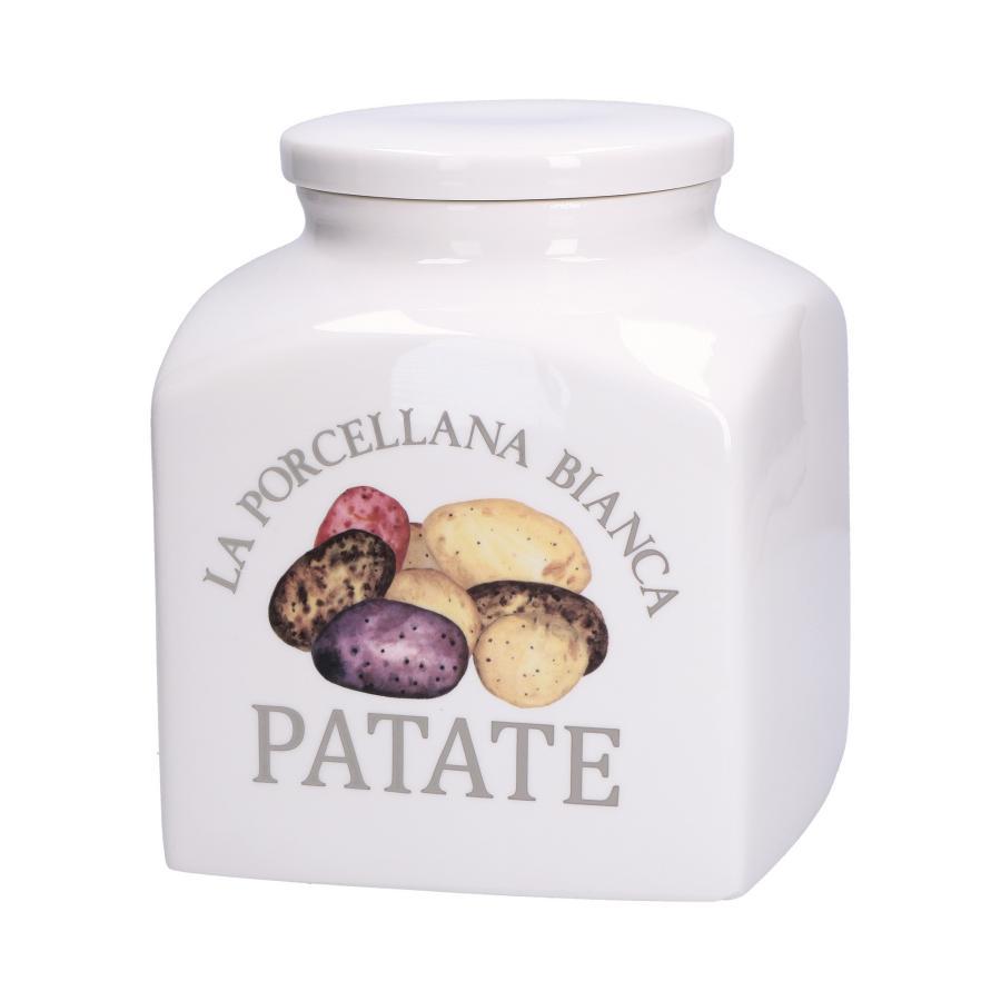 Conserva - Barattolo porcellana areato patate