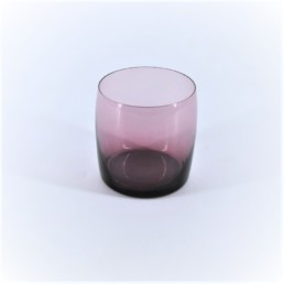 Bicchieri acqua violet