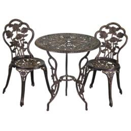 Set tavolo e 2 sedie Venezia