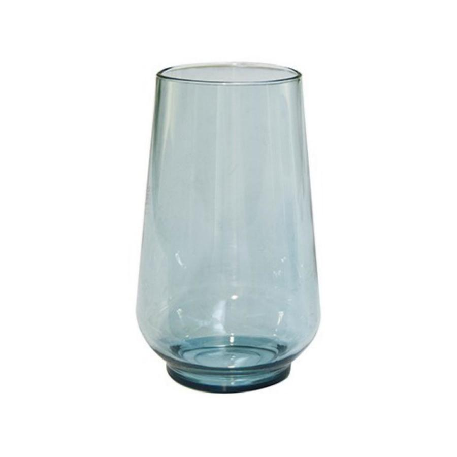 Pangea set 4 bicchieri 55 cl in tritan celeste