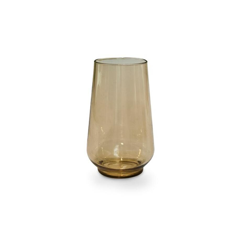 Pangea set 4 bicchieri 55 cl in tritan colore tortora
