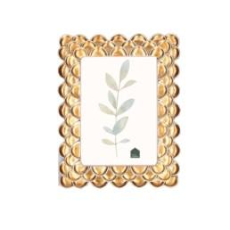 Portafoto Tiguardo Capsule oro small