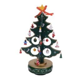 Carillon albero legno verde