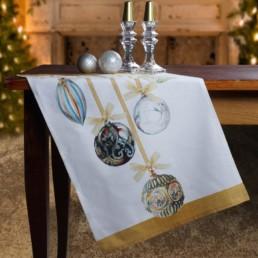Canovaccio natalizio Decori
