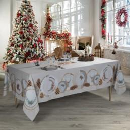 Tovaglia natalizia Dorotea